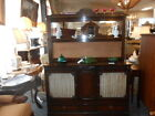 CABINET - EARLY 1900'S SIDEBOARD BUFFET AND SERVER