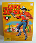 1998 Captain Action The Lone Ranger Action Figure & Accessories - New!