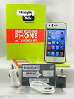 Apple iPhone 3G 8GB White Factory Unlocked for use on GSM Straight talk