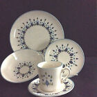 Marcrest Swiss Alpine 5 pc Place Setting 1 Dinner 1 Bowl 1 Cup 1 Saucer 1 Bread
