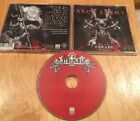 Arch Enemy - Rise Of The Tyrant CD dark tranquillity carcass at the gates galmet