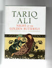 NIGHT OF THE GOLDEN BUTTERFLY TARIQ ALI SIGNED FIRST EDITION ISLAM QUINTET 5