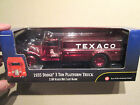 SPECIAL EDITION TEXACO OIL #19 IN SERIES 1935 DODGE TRUCK  - NEVER DISPLAYED