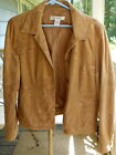 Ladies Rafael Jacket Fully Lined Suede Feel Very Nice Great Stylish 16