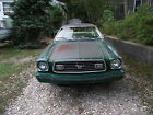 Ford : Mustang GHIA 1977 below $2500 dollars