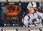 2013 14 PANINI CROWN ROYALE HOCKEY HOBBY 12 BOX CASE