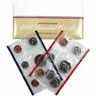 1986 P and D US Mint Uncirculated Coin Set