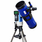 New Blue 45 Reflector Telescope with Computerized GoTo Mount