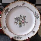 Antique (1850-1867) COPELAND LATE FOLEY Ingestre Dinner Plate RED RIM