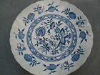 Sons Burslem England Saucer Vintage Blue Onion