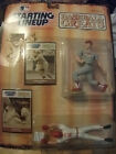JOHNNY BENCH & PETE ROSE Starting Lineup Action Figures