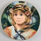 Royal Doulton PORTRAITS OF INNOCENCE PLATE 1982 Angelica (No Box) 77551