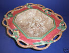 Fitz and Floyd Christmas Lodge Centerpiece Bowl- New in Box-19/1367