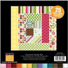 Bazzill 12 x 12 Grandmas Feather Bed Paper Collection 12 Sheets +Bonus Papers