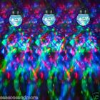 Gemmy Kaleidoscope lightshow projection led Christmas lights, RED BLUE GREEN