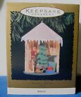 1996 Hallmark Keepsake Christmas Ornament Treasured Memories MAGIC light