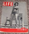LIFE Magazine - July 29 1940 - Girl Lifeguard, FDR Third Term, Manhattan Beach