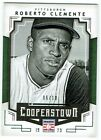 ROBERTO CLEMENTE 2015 Panini Cooperstown Green Border Parallel Insert Card # 10