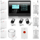Wireless GSM SMS Home Emergency Alert Security Alarm System Panic Button