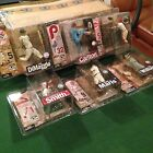 McFarlane MLB Cooperstown 4 - Complete Set 6 Figure, Variant Ted Williams BoSox