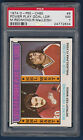 POWER PLAY GOAL LEADERS REDMOND MacLEISH 74-75 O-PEE-CHEE 1974-75 NO 6 PSA 7