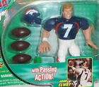 HASBRO NFL Starting Lineup Denver Broncos John Elway Pro Action Passing Action