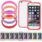 Luminous Protective Soft Silicone Bumper Case Sport Bracelet for All Cell Phone