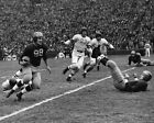 1940 Michigan TOM HARMON Glossy 8x10 Photo Print College Heisman Trophy Poster