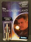 Funko Reaction Figures Disney Tomorrowland Frank Walker - Unpunched