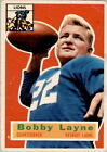 1956 Topps Football Cards 3