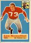 1956 Topps Football Cards 14