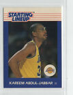 1988 STARTING LINEUP KAREEM ABDUL-JABBAR LAKERS