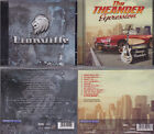 2 CDs, Lionville - ST(+3) + The Theander Expression- Strange Nostalgia, AOR