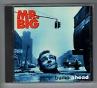 MR. BIG cd like new BUMP AHEAD - 11 TRACKS