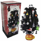 NIGHTMARE BEFORE CHRISTMAS PUMPKIN KING HOLIDAY TREE & ORNAMENTS