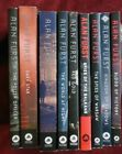 Furst 9 TP WWII thrillers NIGHT RED SPIES etc 1 Sgnd 1st