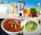 NEW Soup Maker Pro Blender - Weight Loss Mate - Save over 60% OFF - RRP: $229.95