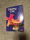 Weight Watchers Dining Out Companion Book Points Plus 2002 Diet Lose Program