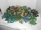 600+ VINTAGE PLASTIC/RUBBER TOY SOLDIERS,IN VERY GOOD CONDITION ARCO,MARX,MPC++