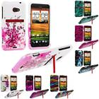 Design Hard Snap On Case Cover for Accessory HTC EVO 4G LTE Sprint Phone