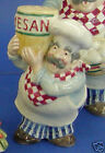 Fitz and Floyd Papa Paisano Parmesan Shaker- New in Box- #2058/334