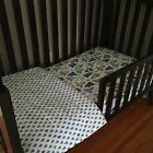 DwellStudio for Target crib or toddler bed -Dwell Rocket Theme Sheet