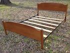 Vintage Ethan Allen Baumritter Full Size Bed Solid Vermont Maple SC Pickup Only