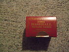 1984 TOPPS TIFFANY TRADED RED BOX FACTORY SEALED,GOODEN,SABERHAGAN RC SCARCE