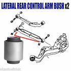 For NISSAN QASHQAI +2 06- REAR LOWER AXLE LATERAL TRACK CONTROL ROD ARM BUSHES
