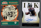 2014 PANINI IMMACULATE ARIAN FOSTER AUTO #20 49 TEXANS INK AUTOGRAPH