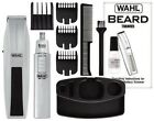 Trimmer Mustache Beard Bonus 5537 420 Wahl And White Nose Clipper Shaver Hair