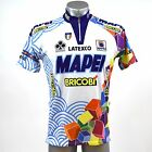 Genuine Sportful Mapei Short Sleeve Cycling Jersey Size XL