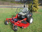 2010 TORO Z500 Z MASTER WITH 60 TURBO FORCE SIDE DISCHARGE MOWER DECK