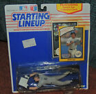 1990 KENNER STARTING LINEUP MLB STEVE SAX NEW YORK YANKEES